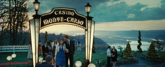 *Note: The iconic Monte Carlo arch now resides in Forks, WA at Leppell's Flowers and Gifts and is available for photo-ops during the Forever Twilight in Forks Festival.